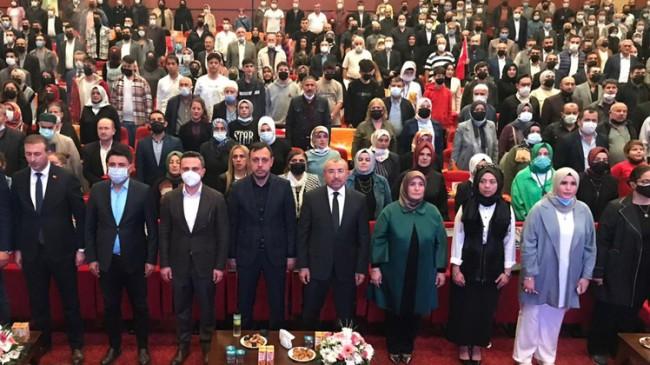 AK Parti Ataşehir İlçe Danışma Meclisinde coşku ve birlik beraberlik vardı