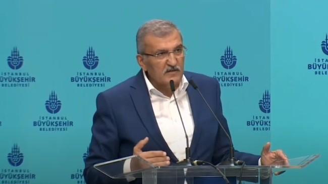 Beykoz Belediye Başkanı Murat Aydın, Beykoz Çayırı konusuna açıklık getirdi
