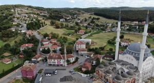 Beykoz'da Trabzon köyü