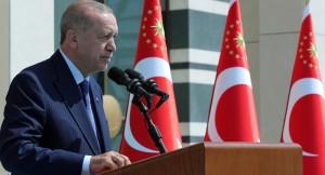 """Cumhurbaşkanı Erdoğan: """"Büyük ve güçlü Türkiye silüeti ufukta gözükmüştür"""""""