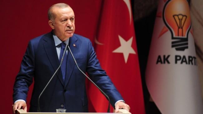 """Cumhurbaşkanı Erdoğan, """"Göçmenlerin hepsini geri göndereceğiz"""""""