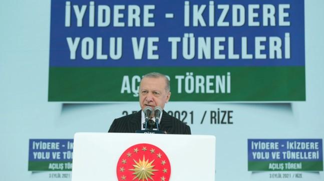Erdoğan, 'Enflasyon sadece bizim değil dünyanın da sorunudur