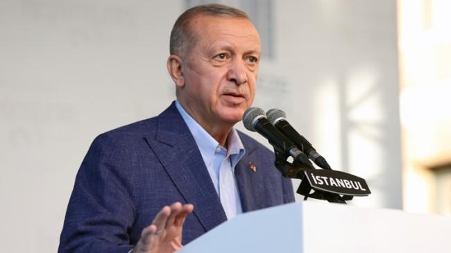 """Erdoğan, Türkiye'de hiç kimse kendisini sahipsiz hissetmeyeceği sistem kurduk"""""""