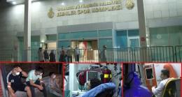 İBB Esenler Spor Kompleksi'nde klor gazı sızıntısından 5 kişi etkilendi