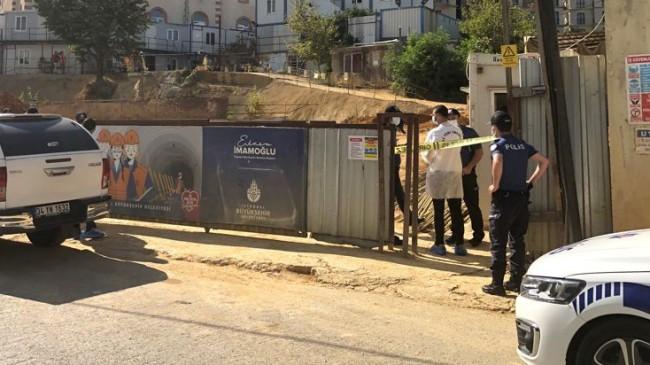 İBB metro inşaatında göçük altında kalan işçi hayatını kaybetti