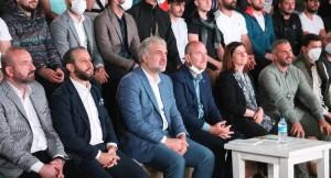 """İçişleri Bakanı Süleyman Soylu, """"Bu ülkede terörün kökünü kazıyacağız"""""""