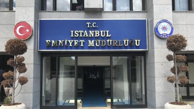 İstanbul İl Emniyet Müdürlüğü ve ilçelerde görev değişimi