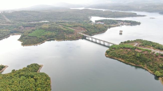 İstanbul'daki Ömerli hariç, diğer barajların doluluk oranı yarı yarıya düştü