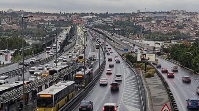 İstanbullular, yağmura dikkat!