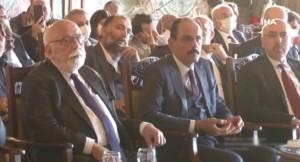 Sezai Karakoç'a fahri doktora unvanı