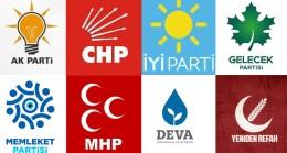 Siyasi parti sayısında rekor artış oldu!