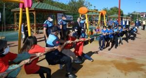 Sultanbeyli Belediyesi zabıta haftasını çocuklarla birlikte kutladı