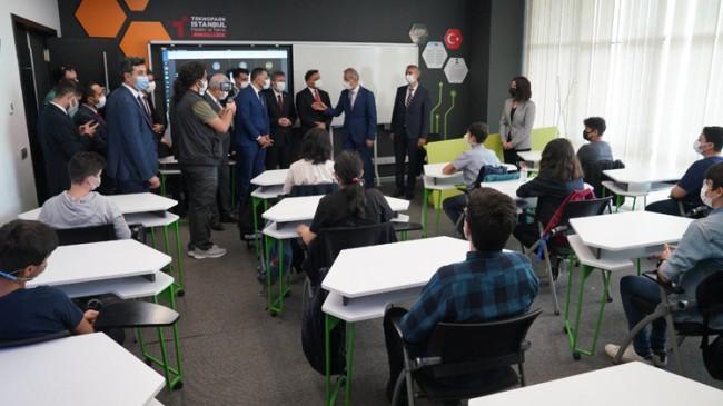 Teknopark, İstanbul'a siber güvenlik ağırlıklı eğitim veren bir okul kazandırdı