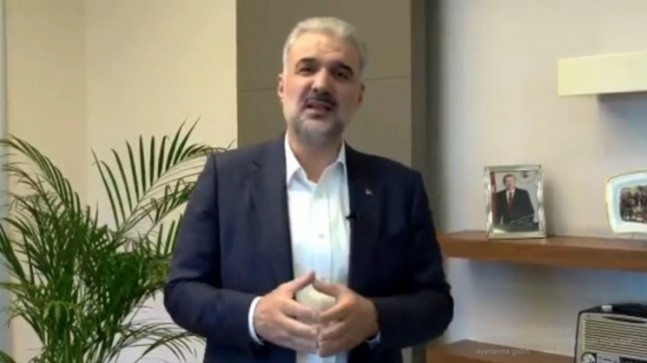 """İl Başkanı Kabaktepe, """"İstanbul'u 'turist' anlayışıyla yönetemezsiniz"""""""