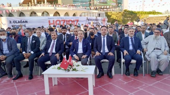 Yeniden Refah Partisi ilçe kongreleri devam ediyor