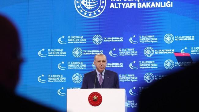 Cumhurbaşkanı Erdoğan, Kanal İstanbul için kazmayı ne zaman vuracaklarını açıkladı