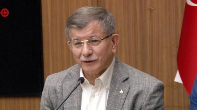 Ahmet Davutoğlu, 'hangi ittifakın parçasısınız?' sorusuna cevap verdi
