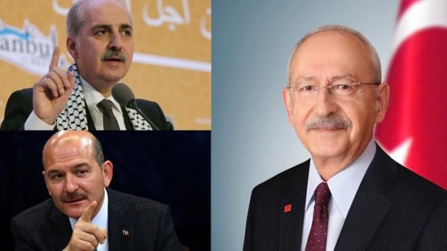 AK Parti'li yöneticilerden bürokratları tehdit eden Kılıçdaroğlu'na tepki geldi