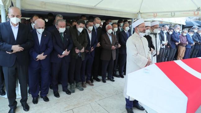 AK Parti'nin sevilen vekili İsmet Uçma son yolculuğuna uğurlandı
