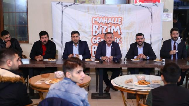 """Bağcılar Belediye Başkanı Lokman Çağırıcı: """"Z kuşağı yok, inançlı gençlik var"""""""
