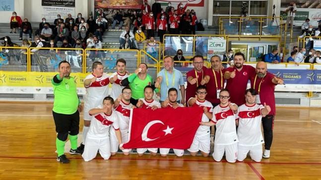 Bizim çocuklar Avrupa Şampiyonu oldu