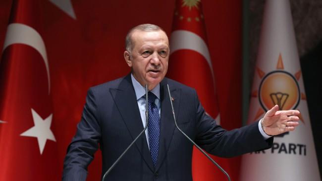 """Cumhurbaşkanı Erdoğan, 3600 ek gösteriyi gündeme getiren biziz, bu zat neyi konuşup duruyor!"""""""