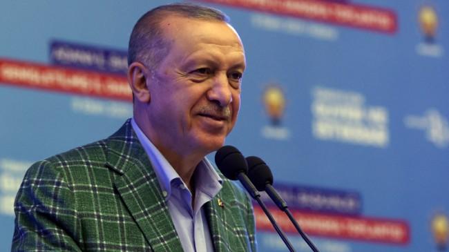 Erdoğan, AK Parti'nin üye sayısını açıkladı