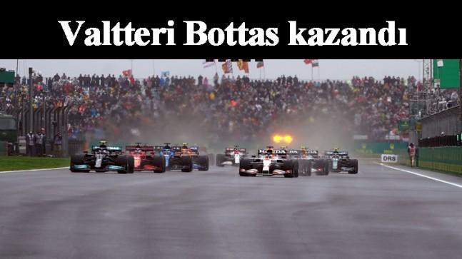 Formula 1 Türkiye Grand Prix'ini Valtteri Bottas kazandı