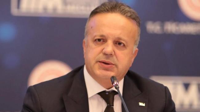 """TİM Başkanı İsmail Gülle, """"Yıllık ihracatta 212,2 milyar dolar ile yıllık hedefi aştık"""""""