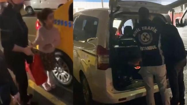 Kurallara uymayan ve vatandaşa kötü davranan taksicilere verilen cezalar caydırıcı değil!
