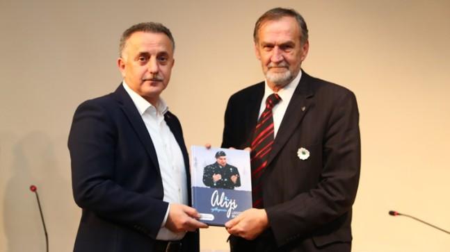 """Lokman Çağırıcı, """"Bilge Kral, tüm zorluklara rağmen Bosna Hersek'i bağımsız bir devlet yapmayı başardı"""""""