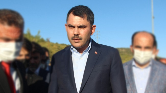 """Murat Kurum, """"Yeni bir yalana sarıldılar"""""""