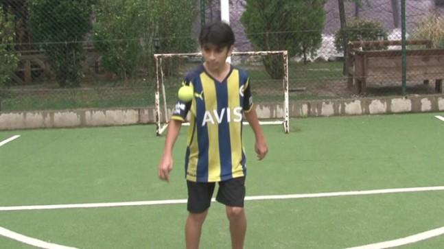 Pendikli Ahmet Emin Demirkıran, Lionel Messi'nin rekorunu tarihe gömdü!