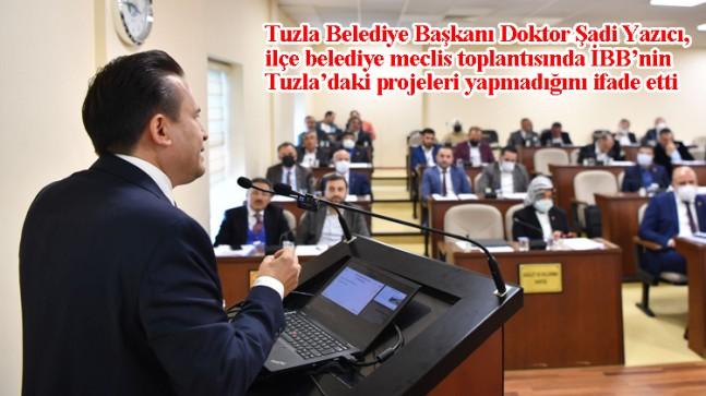 """Şadi Yazıcı, """"Recep Tayyip Erdoğan 3 yıl içerisinde İstanbul'u çöpten, çamurdan, çukurdan kurtardı"""""""