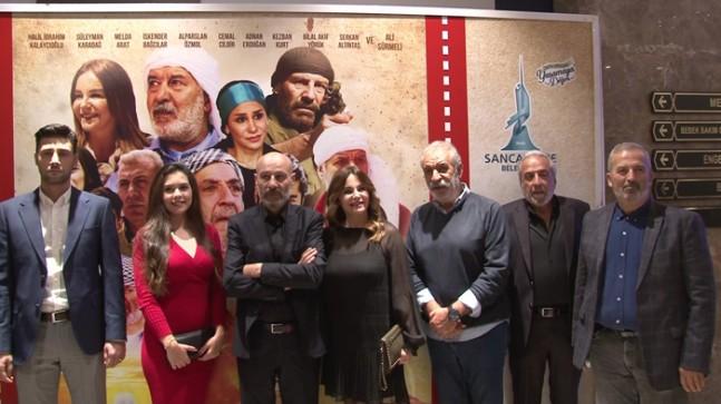Sancaktepe Belediyesi 'Tan Vakti Sevmek Zamanı' filminin galasına ev sahipliği yaptı
