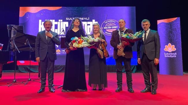 Sultanbeyli'de Kültür Sanat sezonu başladı