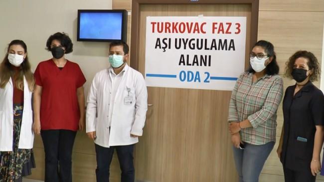 Turkovac'ın Faz-3 çalışması başladı