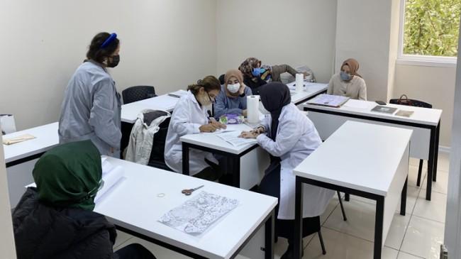 Üsküdar'da 16. ÜSMEK açıldı