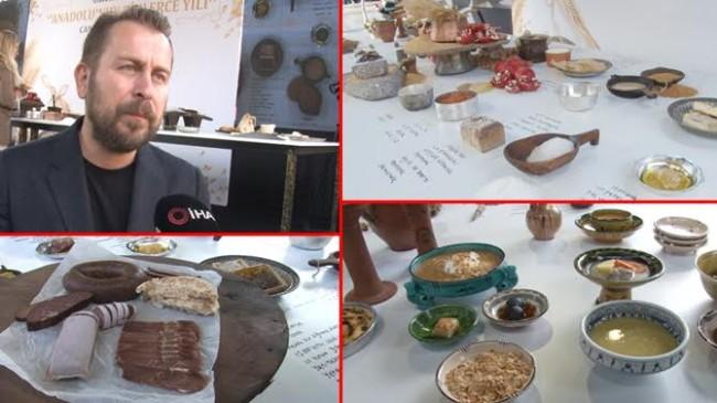 """Üsküdar'da """"Anadolu'nun Binlerce Yılı"""" canlı yemek sergisi"""